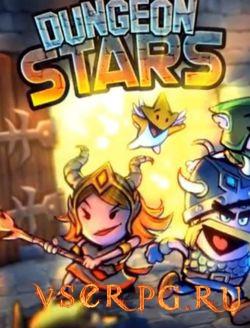 Постер игры Dungeon Stars