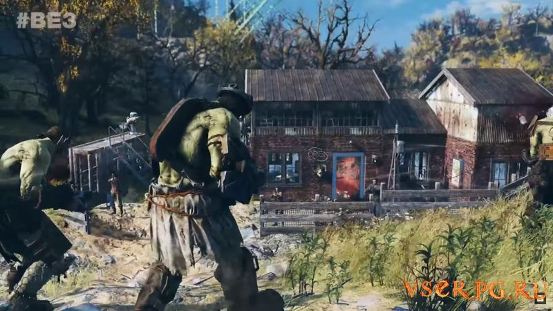 Fallout 76 screen 3