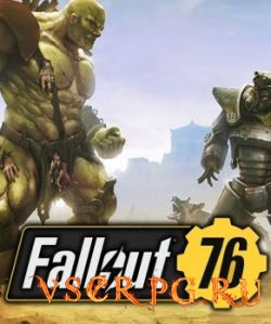 Постер Fallout 76