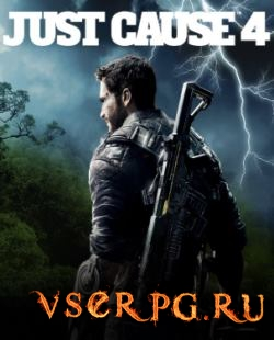 Постер игры Just Cause 4