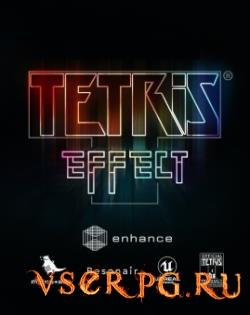 Постер игры Tetris Effect