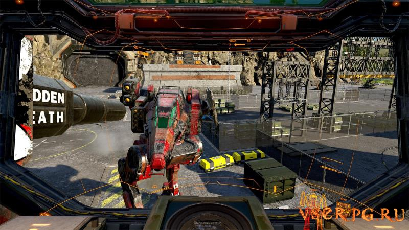 Mechwarrior 5: Mercenaries screen 1