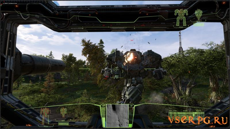 Mechwarrior 5: Mercenaries screen 2