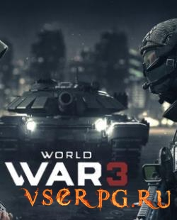 Постер игры World War 3 (2018)