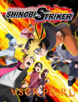 Постер игры Naruto to Boruto: Shinobi Striker PC