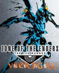 Постер Zone of the Enders The 2nd Runner Mars