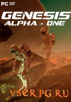 Постер игры Genesis: Alpha One