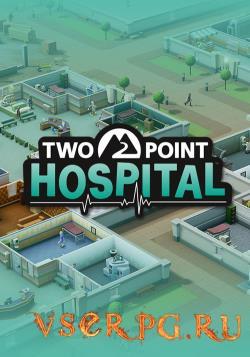 Постер игры Two Point Hospital