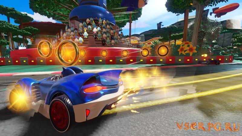 Team Sonic Racing screen 3