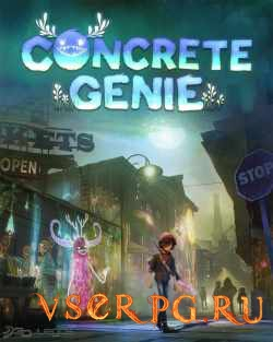Постер Concrete Genie