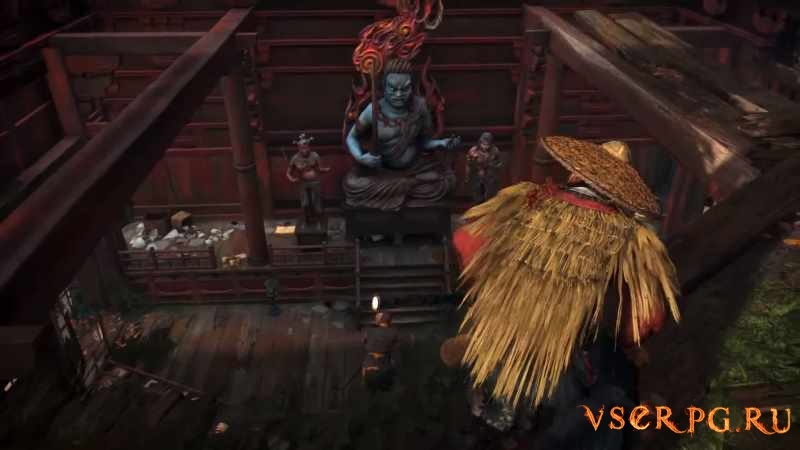 Ghost of Tsushima screen 2