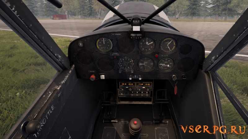 Deadstick - Bush Flight Simulator screen 1