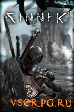 Постер игры Sinner: Sacrifice for Redemption