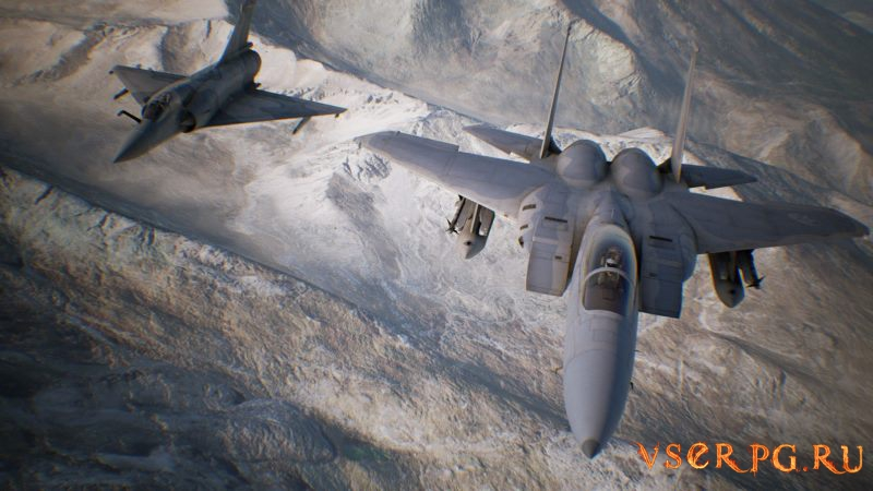 Ace Combat 7: Skies Unknown screen 1