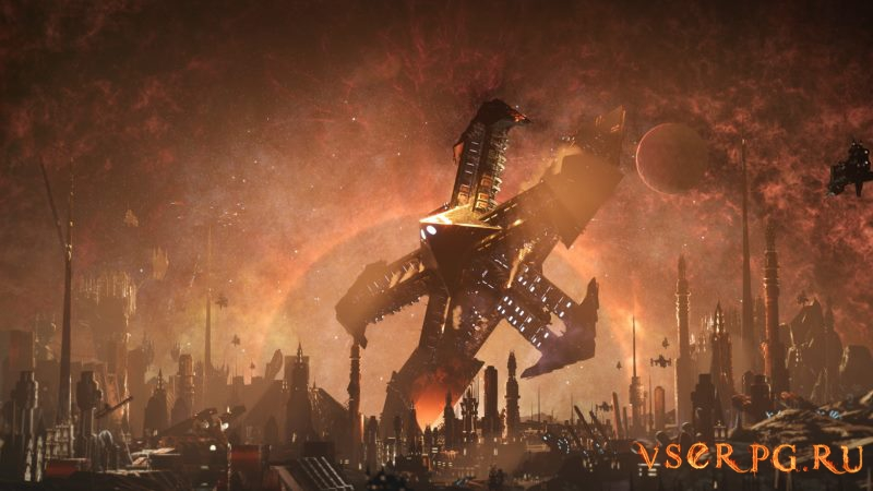 Battlefleet Gothic: Armada 2 screen 2