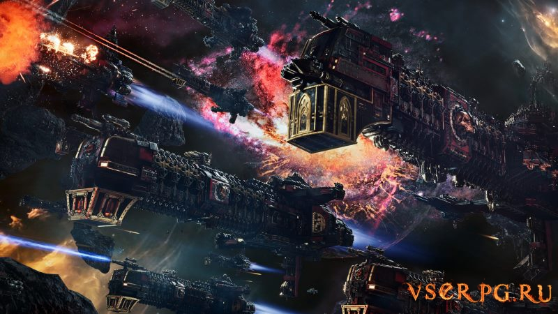 Battlefleet Gothic: Armada 2 screen 1