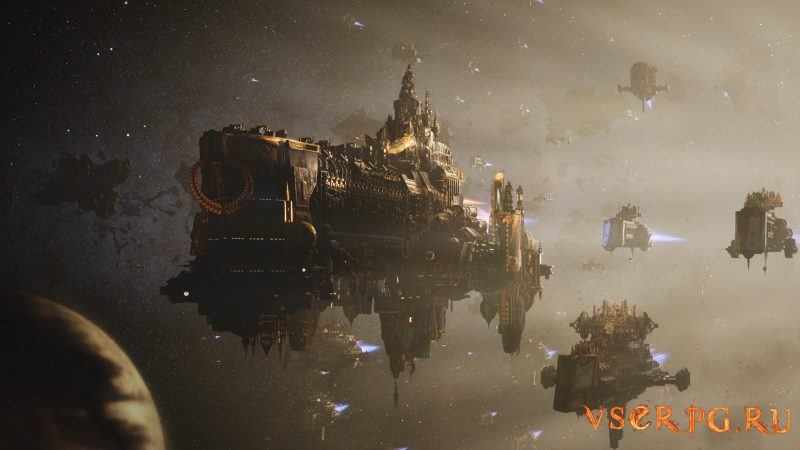 Battlefleet Gothic: Armada 2 screen 3