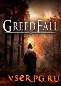 Постер игры GreedFall