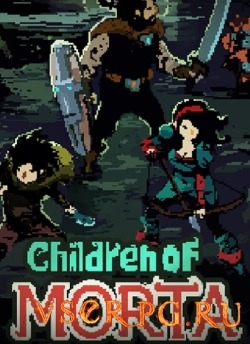Постер игры Children of Morta