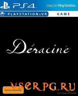 Постер игры Deracine