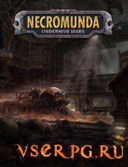 Постер игры Necromunda: Underhive Wars