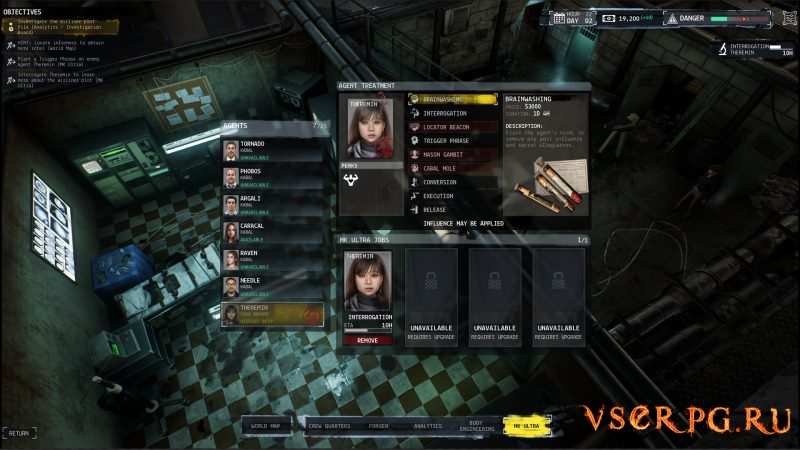 Phantom Doctrine screen 2
