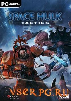 Постер игры Space Hulk: Tactics