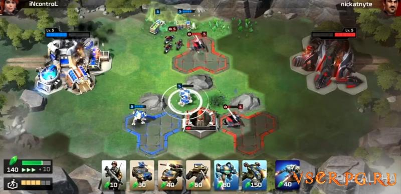 Command & Conquer: Rivals screen 3