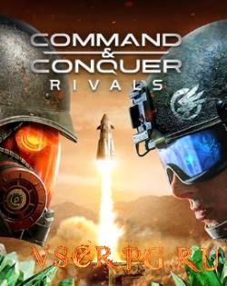 Постер Command & Conquer: Rivals