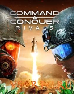 Постер игры Command & Conquer: Rivals
