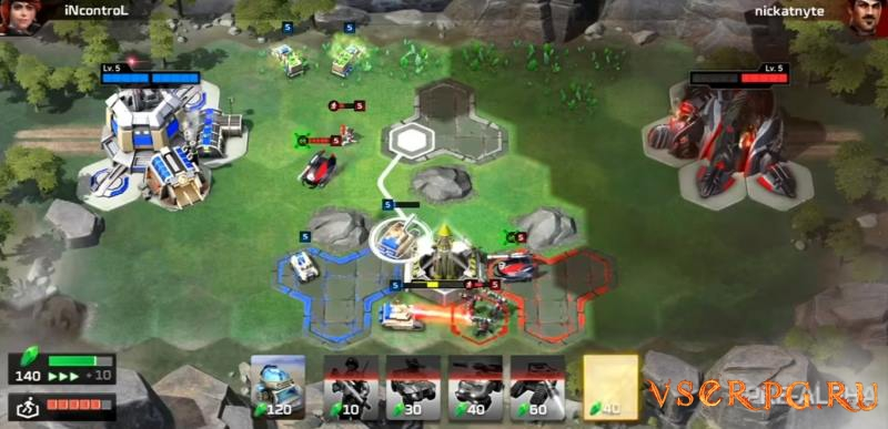 Command & Conquer: Rivals screen 2