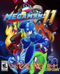 Постер игры Mega Man 11