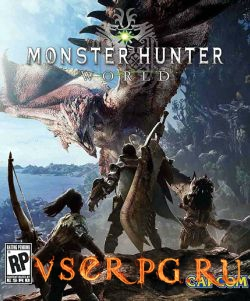 Постер Monster Hunter World