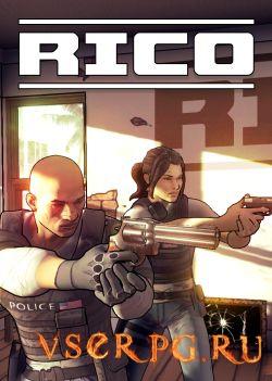 Постер игры RICO (2018)