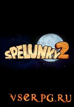 Постер игры Spelunky 2