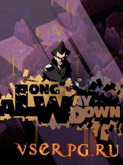 Постер игры A Long Way Down (2018)