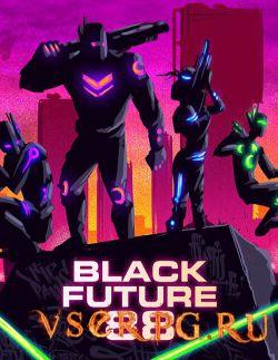 Постер игры Black Future '88