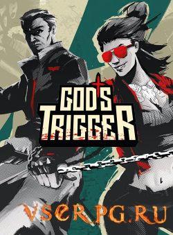 Постер игры God's Trigger