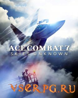 Постер игры Ace Combat 7: Skies Unknown