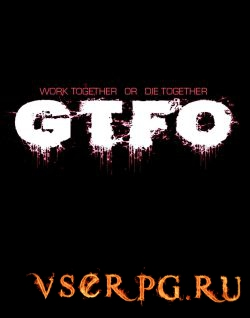 Постер игры GTFO