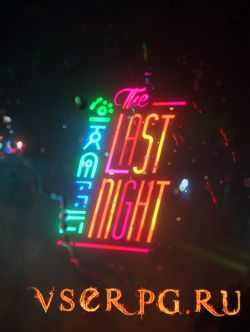 Постер игры The Last Night (2018)