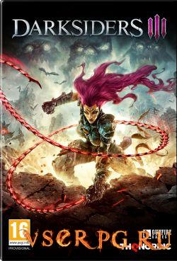 Постер игры Darksiders 3