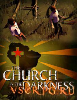 Постер игры The Church in the Darkness
