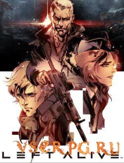 Постер игры Left Alive (2018)