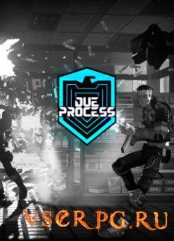 Постер игры Due Process