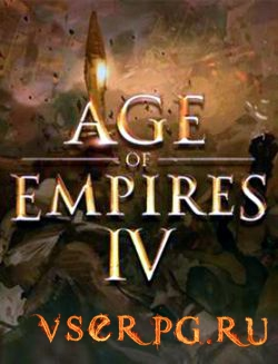 Постер игры Age of Empires 4