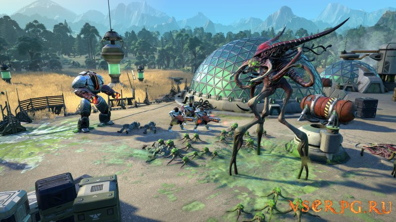 Age of Wonders: Planetfall screen 3