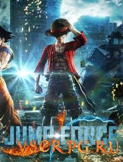 Постер игры JUMP Force