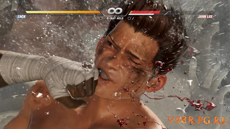 Dead or Alive 6 screen 2