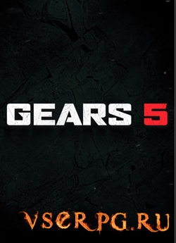 Постер игры Gears 5